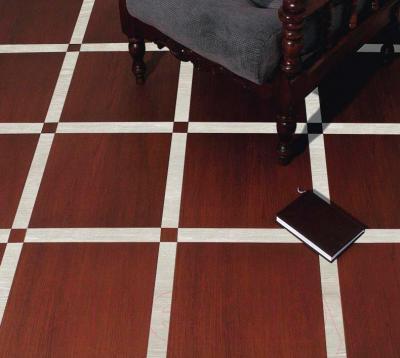 Плитка для пола Керамин Дерево 3 (400x400)