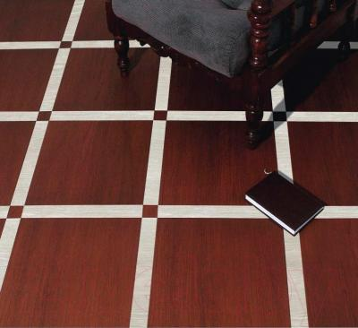 Декоративная  плитка для пола Керамин Дерево (98x98)