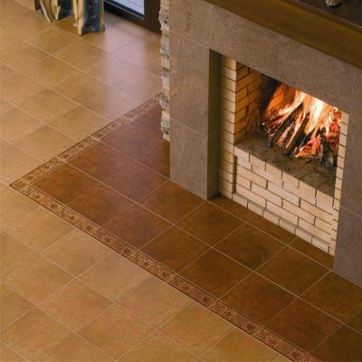 Декоративная  плитка для пола Керамин Котто (98x98)