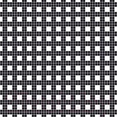 Плитка для пола Керамин Пиксель 1 (400x400)