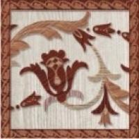 Декоративная  плитка для пола Керамин Форест (98x98) -