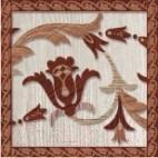 Декоративная  плитка для пола Керамин Форест (98x98)