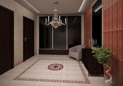 Декоративная плитка Керамин Форест (98x98)