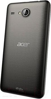 Смартфон Acer Liquid Z520 / HM.HLUEU.002 (черный)