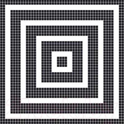 Декоративная  плитка для пола Керамин Пиксель 5/1 (400x400)