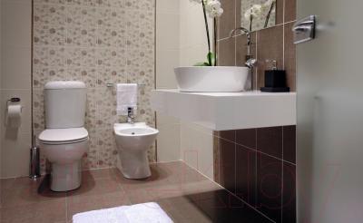 Плитка для стен ванной Керамин Панно Мишель 2т (400x275)