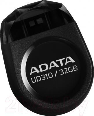 Usb flash накопитель A-data UD310 Black 32Gb (AUD310-32G-RBK)