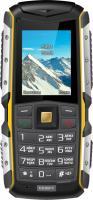 Мобильный телефон TeXet TM-512R (черно-желтый) -
