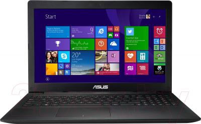 Ноутбук Asus X553MA-SX868H - общий вид серии