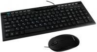 Клавиатура+мышь Crown Micro CMMK-855 -