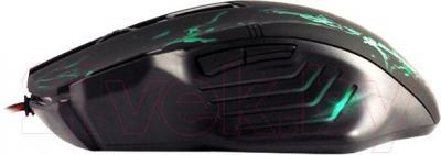 Мышь Crown Micro CMXG-601 - вид сбоку