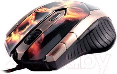 Мышь Crown Micro CMXG-607 Fire