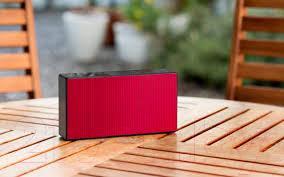 Портативная колонка Sony SRS-X55 (красный)