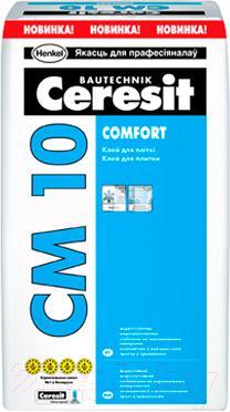 Клей для плитки Ceresit CM 10 (25кг)