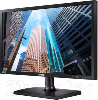 Монитор Samsung S22E200BW / LS22E20KBW/CI