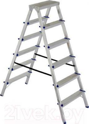 Лестница-стремянка Elkop DHR 404 Zn - общий вид