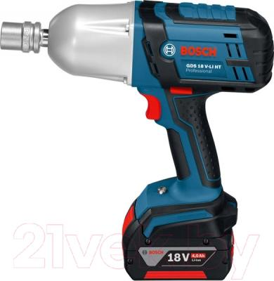 Профессиональный гайковерт Bosch GDS 18 V-LI HT Professional (0.601.9B1.303)