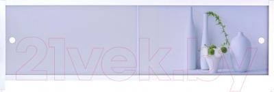 Экран для ванны МетаКам Ультра легкий АРТ 1.48 (натюрморт)