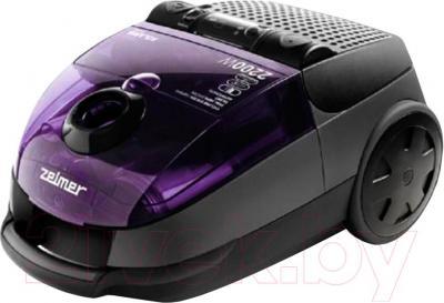 Пылесос Zelmer ZVC552KTRU/5500.3M24HT (фиолетовый)