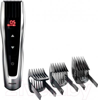 Машинка для стрижки волос Philips HC7460/15 - комплектация