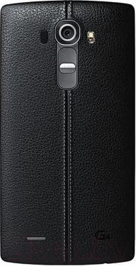 Чехол-бампер LG CPR-110AGRABK (черный) - общий вид
