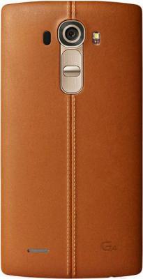 Чехол-бампер LG CPR-110AGRABW (коричневый)