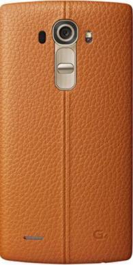 Чехол-бампер LG CPR-110AGRAOG (оранжевый) - общий вид