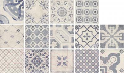 Декоративная плитка для ванной Mainzu Milano Antiqua (200x200)