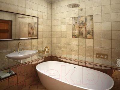 Декоративная плитка Mainzu Панно Milano Conjunto Piamonte (600x600)
