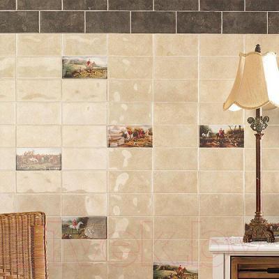 Плитка для стен кухни Mainzu Belgium S Lava (200x100)