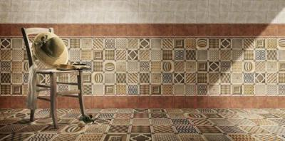 Плитка для стен кухни Mainzu Rialto S Ocre (150x150)