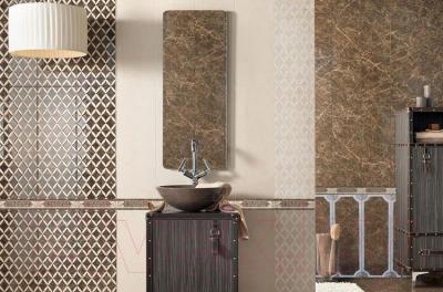 Плитка для стен ванной Azulejo Espanol Imperial Marengo (750x250)