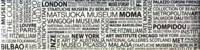 Декоративная плитка Equipe Metro Museum (300x75)