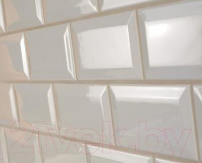 Плитка для стен кухни Equipe Metro White Matt (150x75)