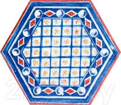 Декоративная  плитка для пола Equipe Hexatile Basilica 1 (200x175)