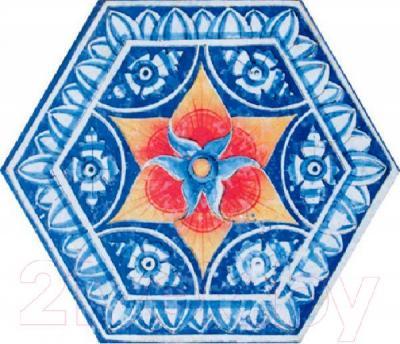 Декоративная плитка Equipe Hexatile Basilica 2 (200x175)