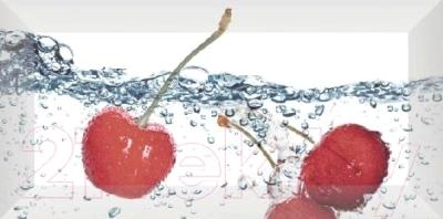Декоративная плитка Monopole Aqua Cherry (200x100)