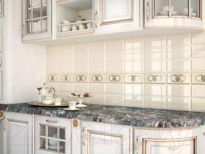 Декоративная плитка для кухни Monopole Reina 3 (200x100)
