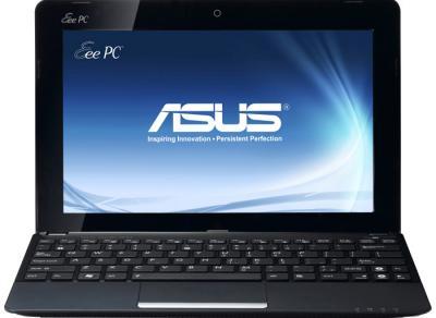Ноутбук Asus Eee PC 1011CX-BLK045S - фронтальный вид