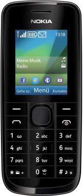 Мобильный телефон Nokia 113 Black - общий вид
