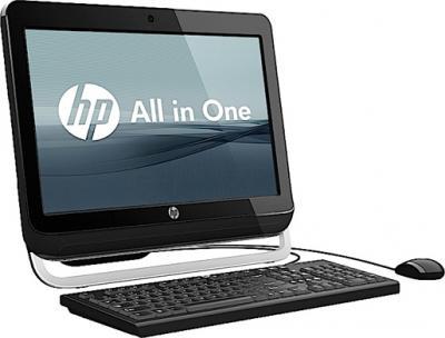 Готовое рабочее место HP Pro 3420 (LH163ES) - общий вид