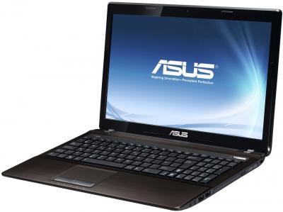 Ноутбук Asus K43E-VX745D - общий вид