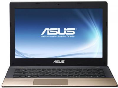 Ноутбук Asus K45VD-VX025D - фронтальный вид