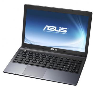 Ноутбук Asus K55DR-SX054D - общий вид