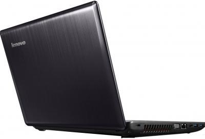 Ноутбук Lenovo IdeaPad Y580 (59337407) - общий вид