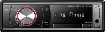 Бездисковая автомагнитола LG MAX225UB - общий вид