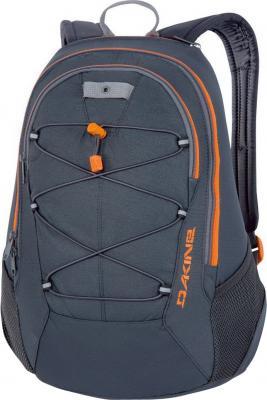 Рюкзак городской Dakine TRANSIT PACK Charcoal/Orange - общий вид