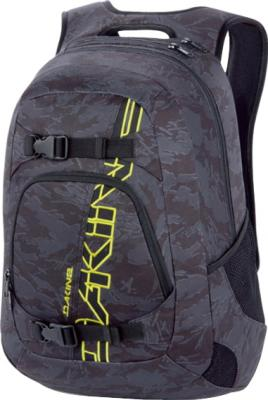 Рюкзак Dakine EXPLORER PACK Phantom - общий вид