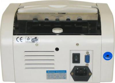 Счетчик банкнот Mercury C-1000 - вид сзади