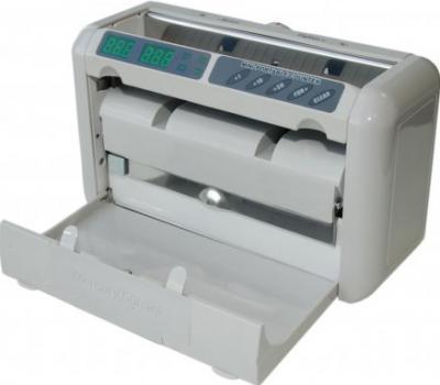 Счетчик банкнот Mercury C-50 mini с АКБ - общий вид